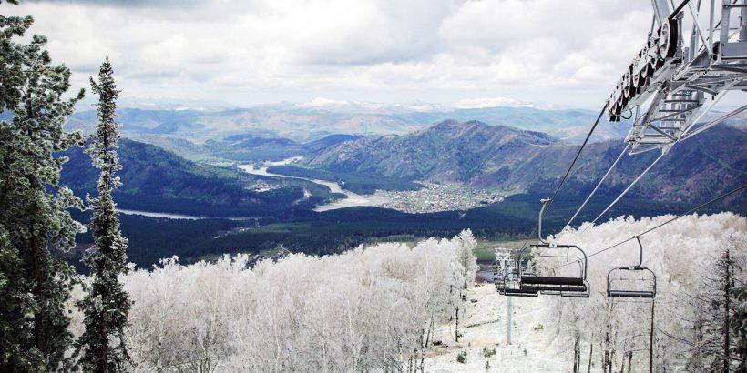 Активный отдых на горнолыжных курортах Алтайского края