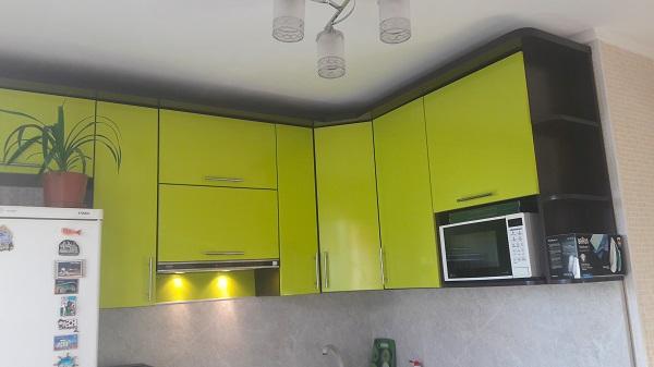 Верхняя часть кухонного гарнитура